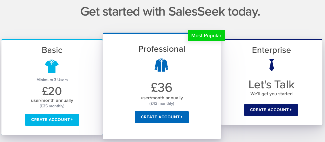 Pricing-salesSeek