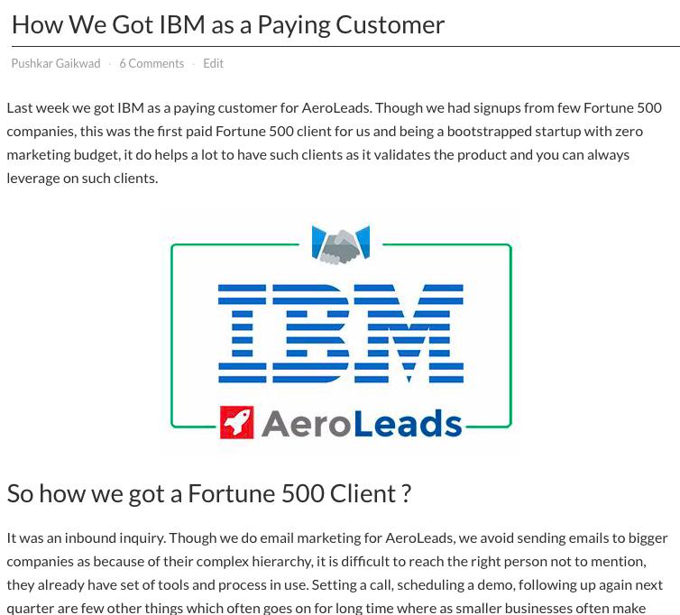 AeroLeads-IBM-CaseStudy