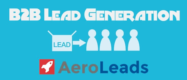 b2b lead generation | aeroleads