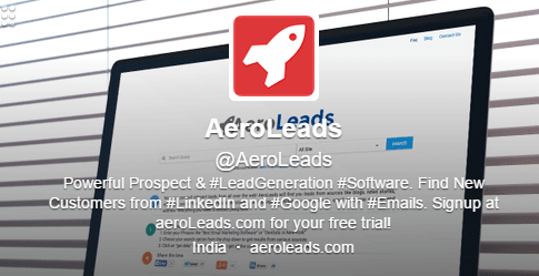 Maximize Social Media Reach - Aeroleads