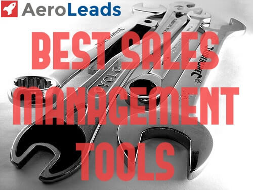 best sales management tool