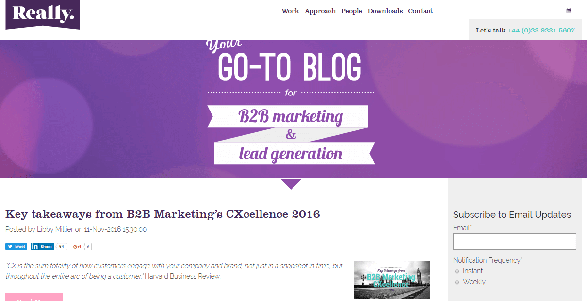 really-b2b-lead-generation-blogs