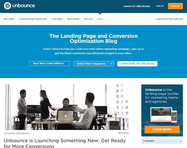 unbounce-landing-page-marketing-blog