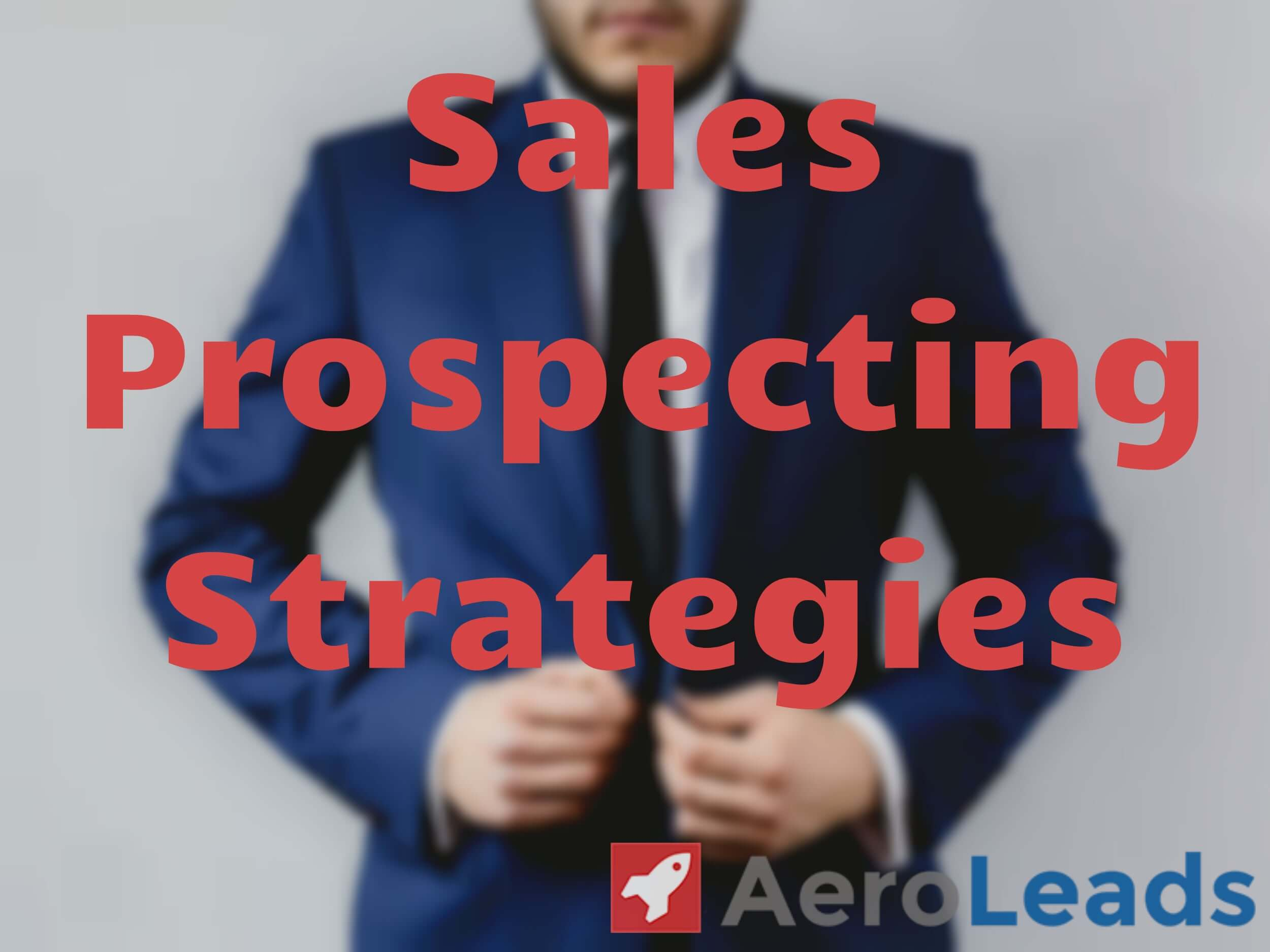 sales-prospecting-strategies