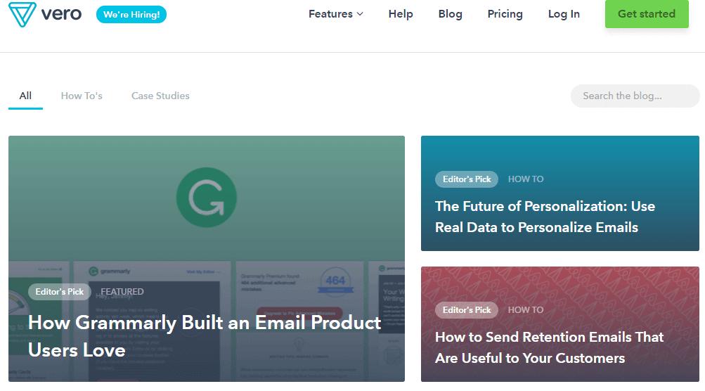 vero-marketing-blog