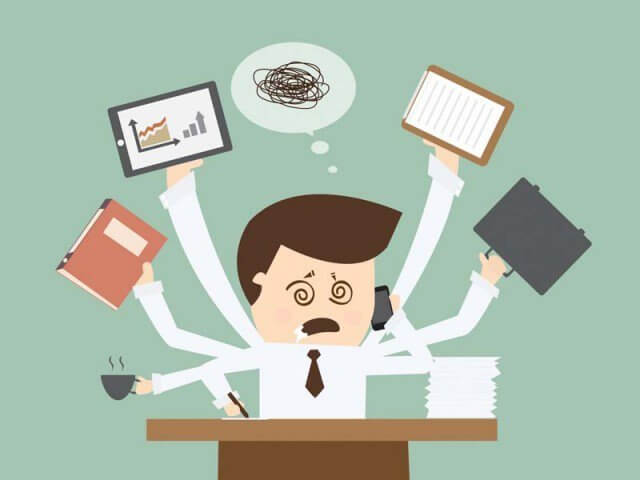 Aeroleads improve sales productivity by avoiding multitask-ing