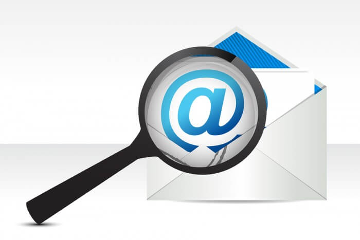 aeroleads find email address