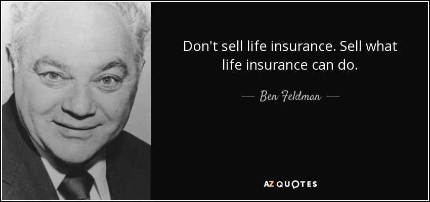 Famous Quotes About Life Insurance