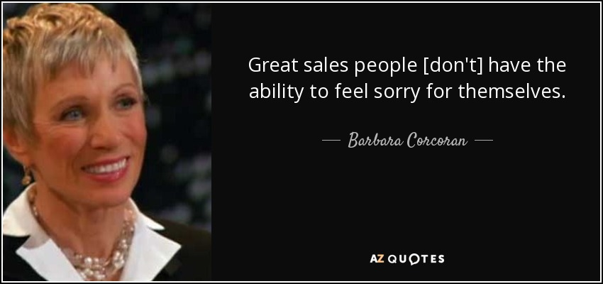 Motivational sales quote