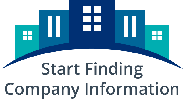 start-finding-company-information