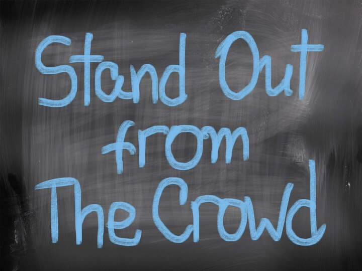 Aeroleads Stand-out-from-the-crowd