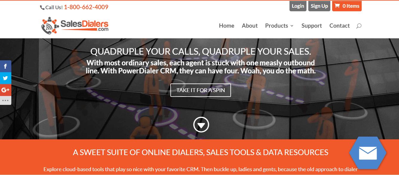 Aeroleads - salesdialers