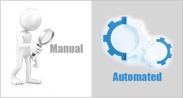 automated vs manual lead generation