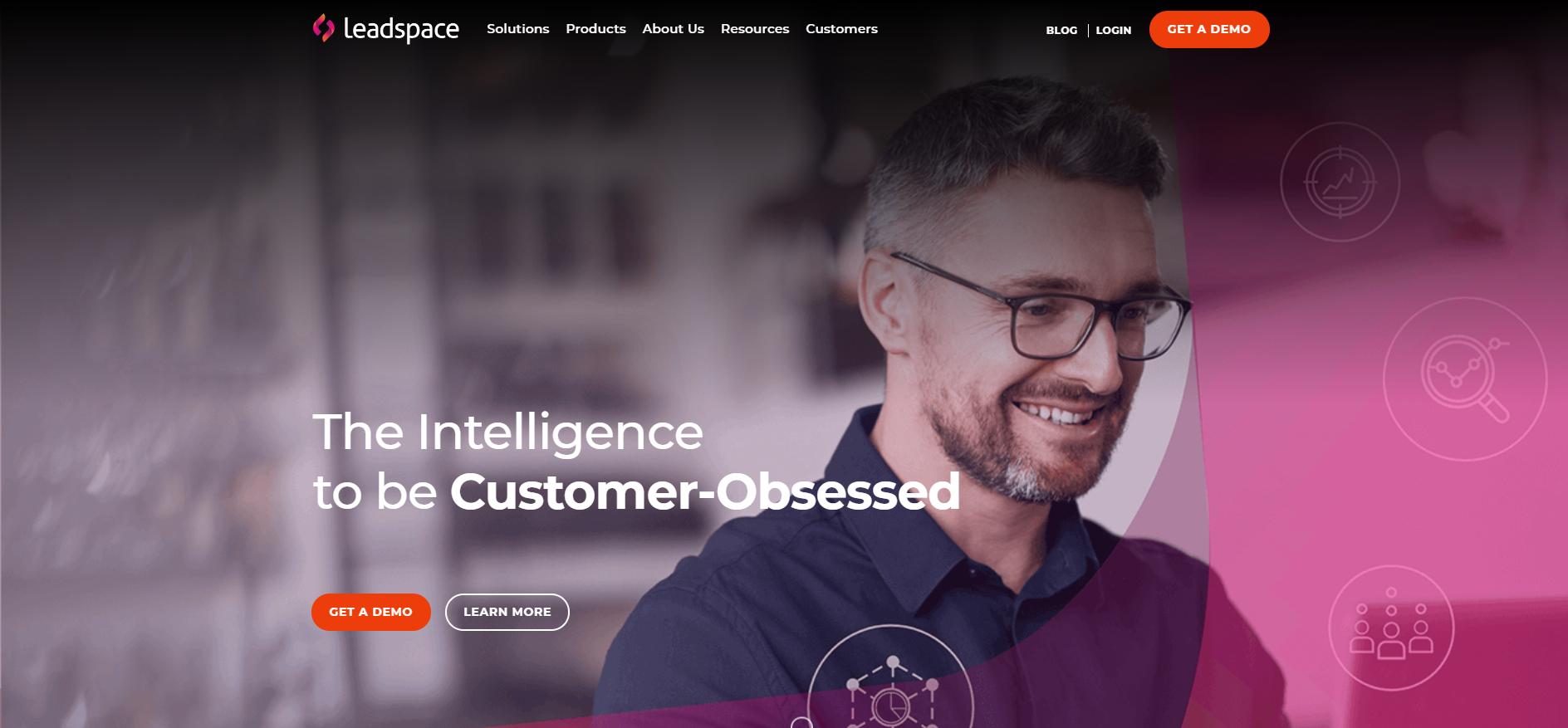 leadspace data enrichment