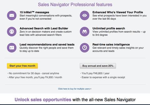 LinkedIn Sales Navigator for Lead Generation