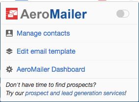 AeroMailer