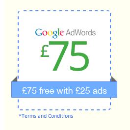 Google-voucher marketing