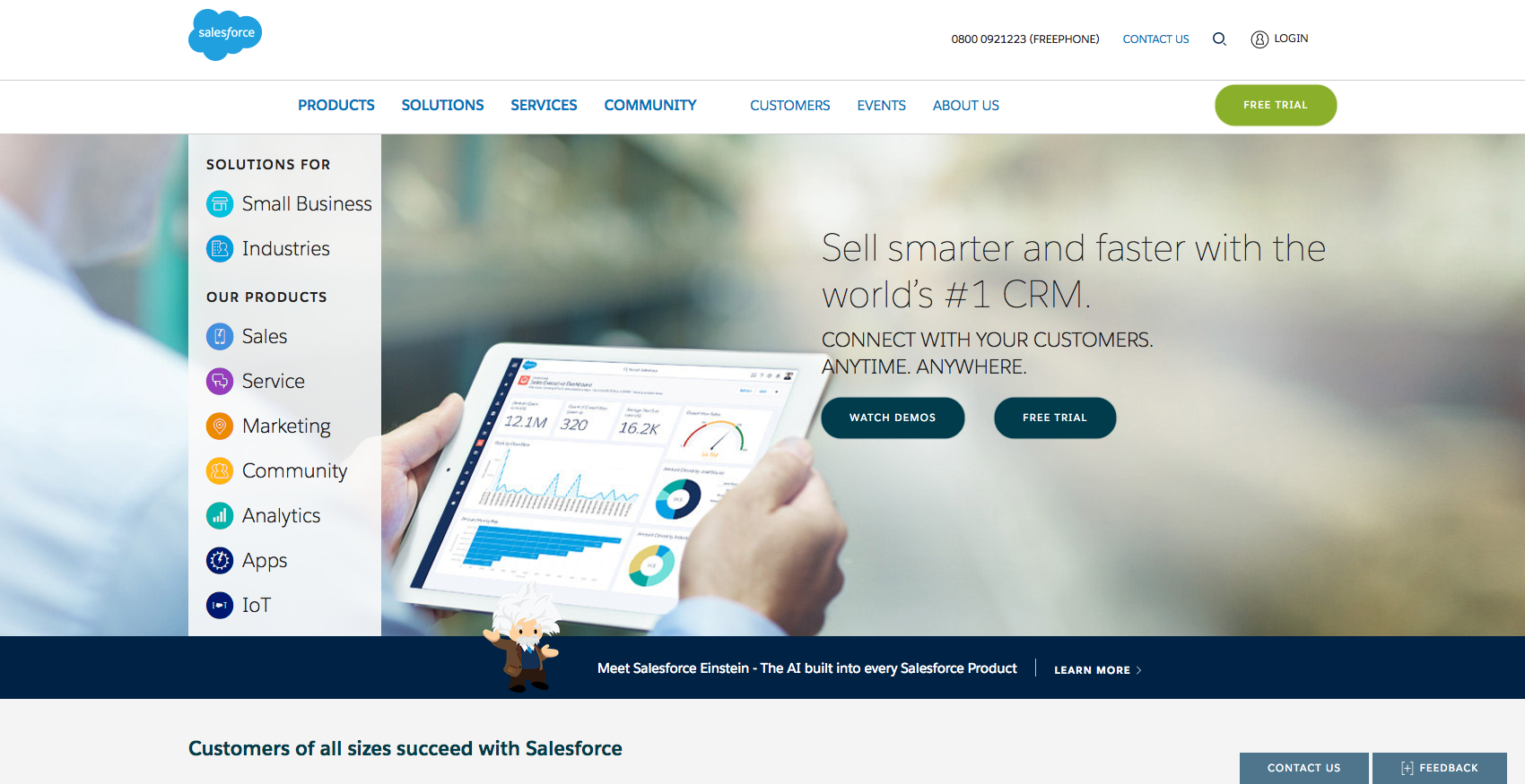 Saleforce-UK-screenshot