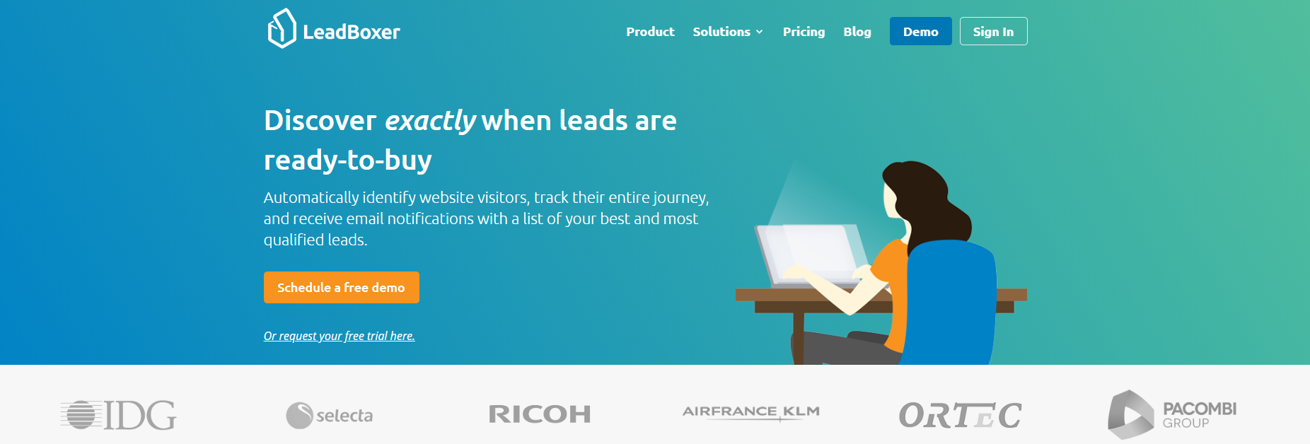 leadboxer - lead generation tool