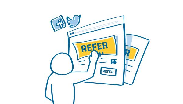 referral Prospecting strategies