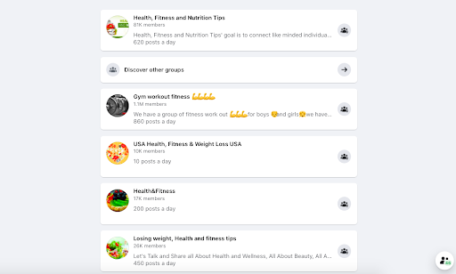 facebook group lead generation