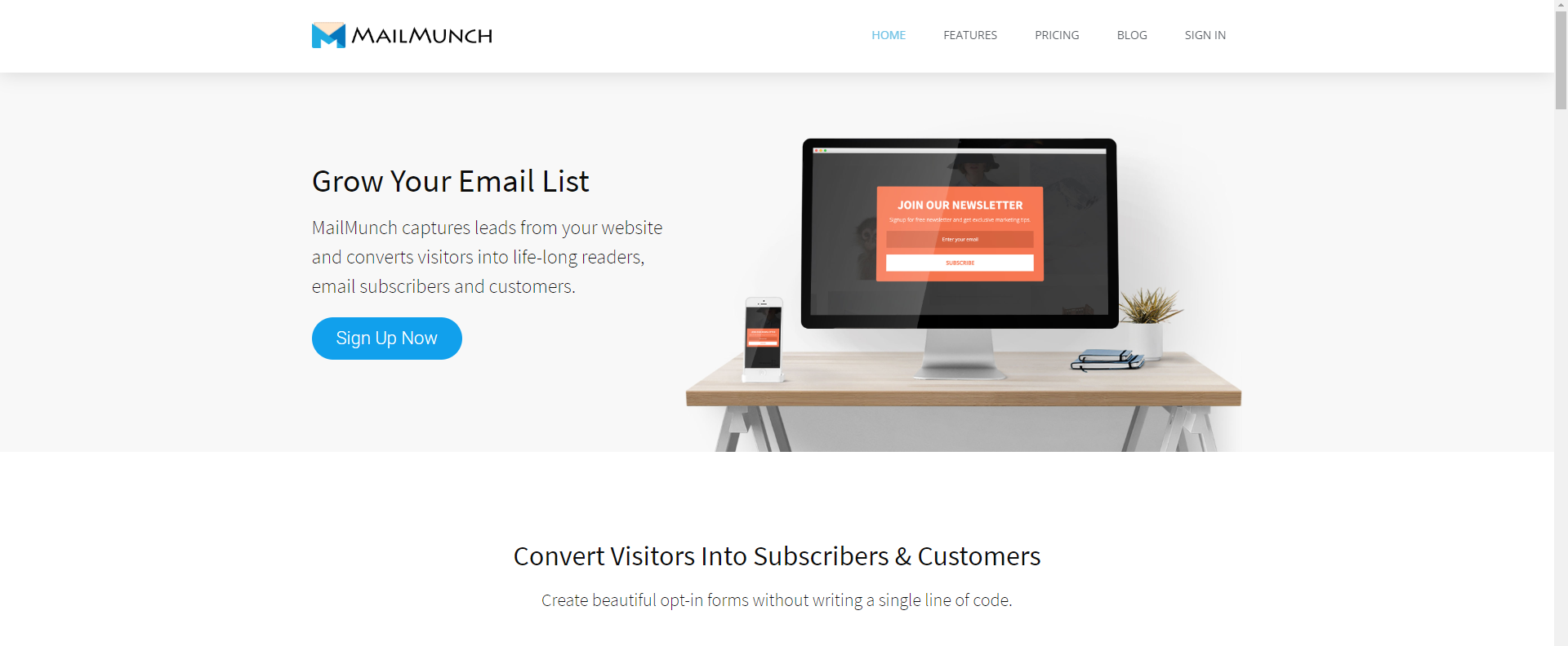 Mailmuch - Grow your email