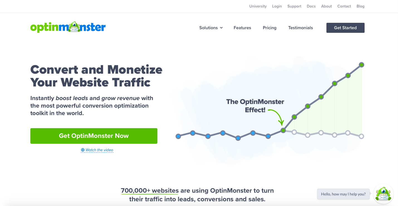 WordPress-Plugin-OptinMonster