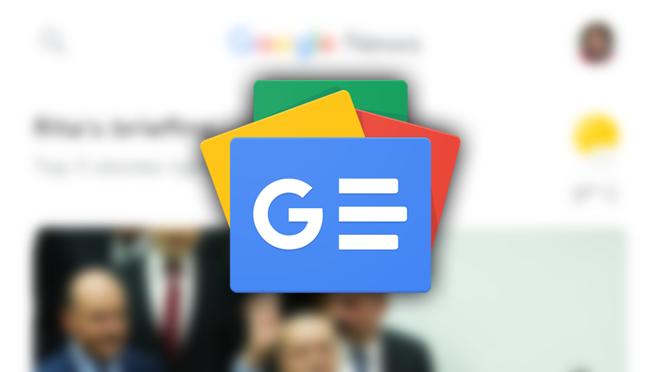 google news to find company information