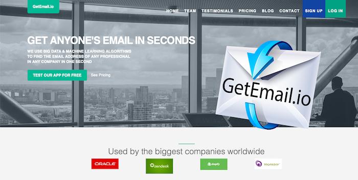 GetEmail.io