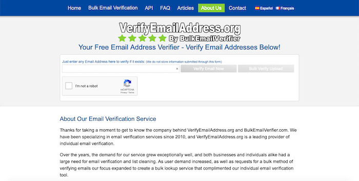 VerifyEmailAddress