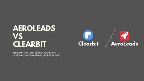 CLEARBIT ALTERNATIVE