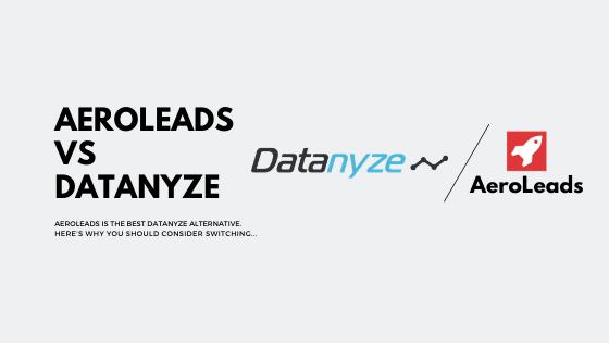 datanyze alternative